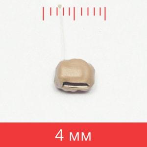 микронаушник Pico размером 4 мм