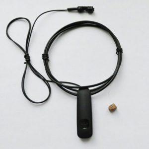 гарнитура Plantronics Morse с микронаушником Pico 4 мм