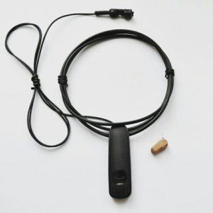 гарнитура Plantronics Morse с микронаушником Mini 10 мм