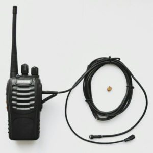 гарнитура Radio Baofeng с микронаушником Light 6 мм