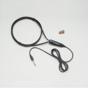 микронаушник 10 мм с гарнитурой HandsFree
